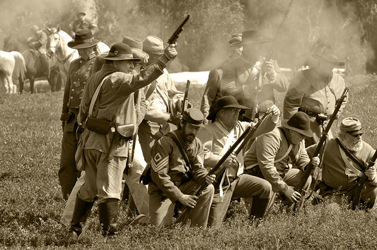 150th Anniversary Battle of Blountville Re-Enactment